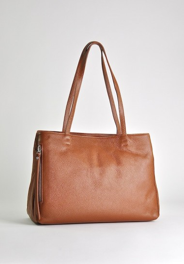 Stylowa torebka damska skórzana na ramię