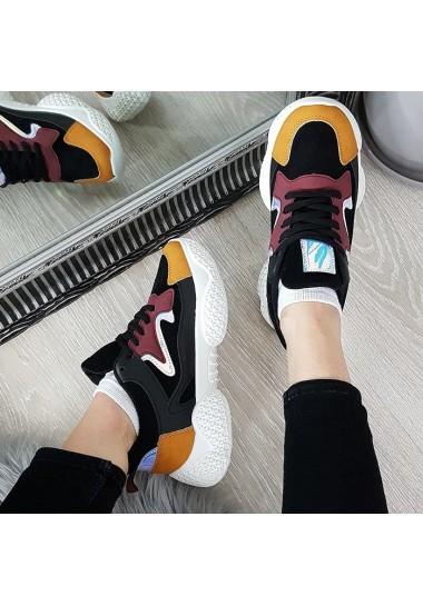 Fantazyjne sportowe damskie buty